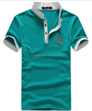 Solid Color Slim Fit Polo Shirt Buttons Pullover Short Sleeve Cheap Dry Fit Polo Shirts for Man M/L/XL/XXL/XXXL