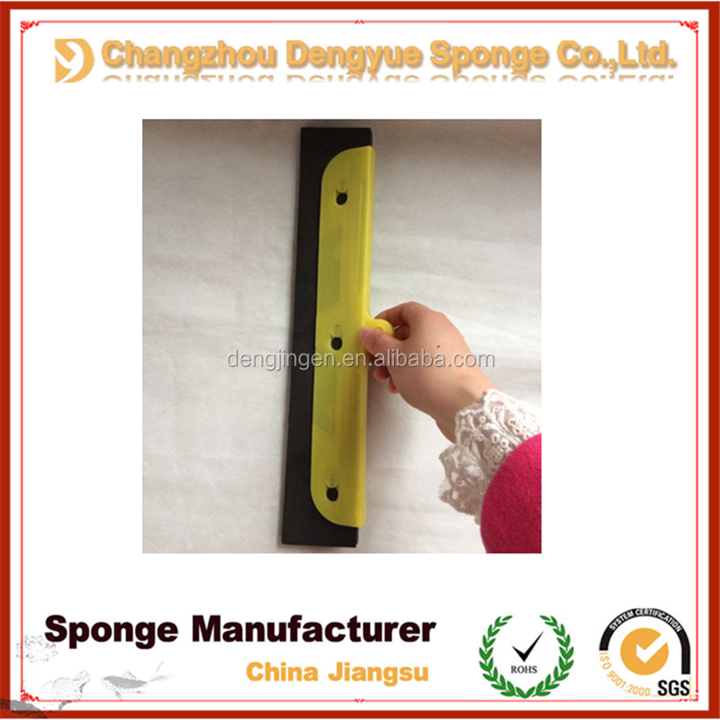 factory price high quality driveway areas cleaning superior sealing foam rubber squeegee