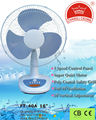 16 inch electric table fan