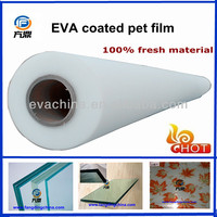 EVA hotmelt adhesive film for glass laminating