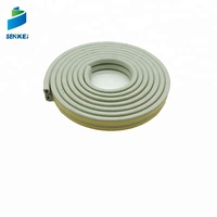 3M epdm rubber extrusion/epdm sponge rubber seal strip /self adhesive door rubber seals