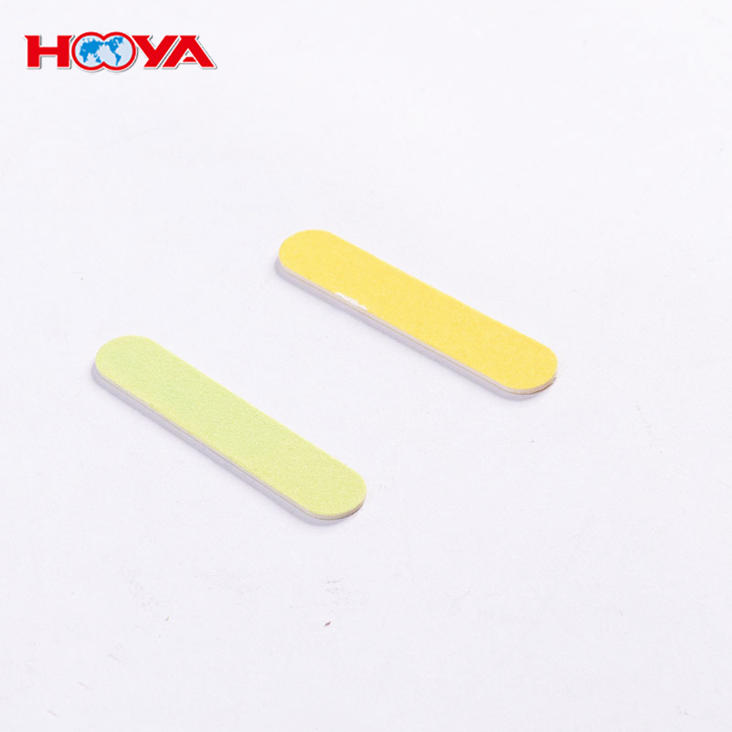 Good Quality Promotional Gift Double Sides Mini Grit Nail File And Buffer