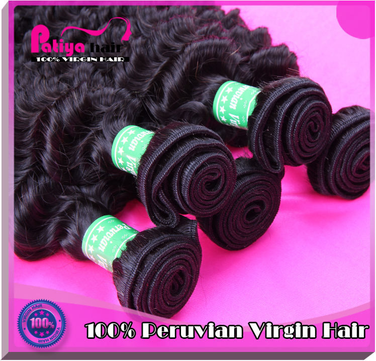 Deep curly Peruvian virgin hair cuticle aligned 6A 7A 8A thick ends double weft curl unprocessed remy human hair free sample
