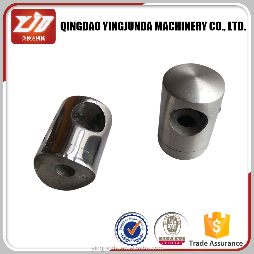 handrail fitting 10mm hole through bar holder stainless steel holder stainless steel tube holder supplier