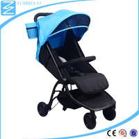 Factory Brand New small baby trolley walker easy fold portable baby carrier stroller baby pram