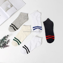 Innovative products for import breathable men cotton anthletic ankle socks
