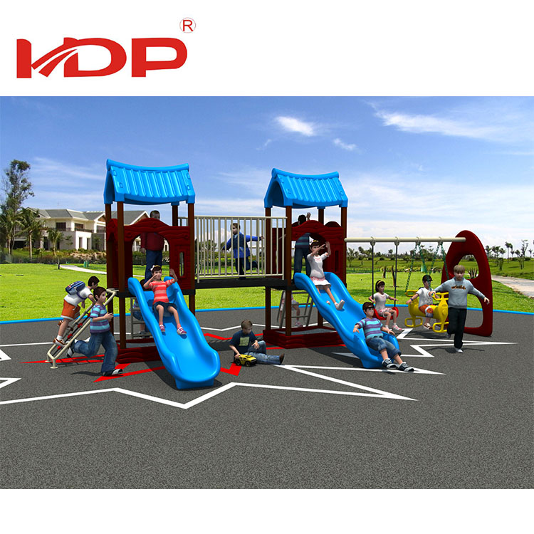 Outside kids amusement park of garden series, outdoor palyground set
