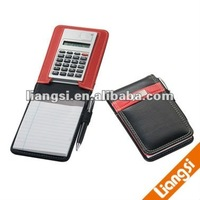 PU Leather Note Pad Holder