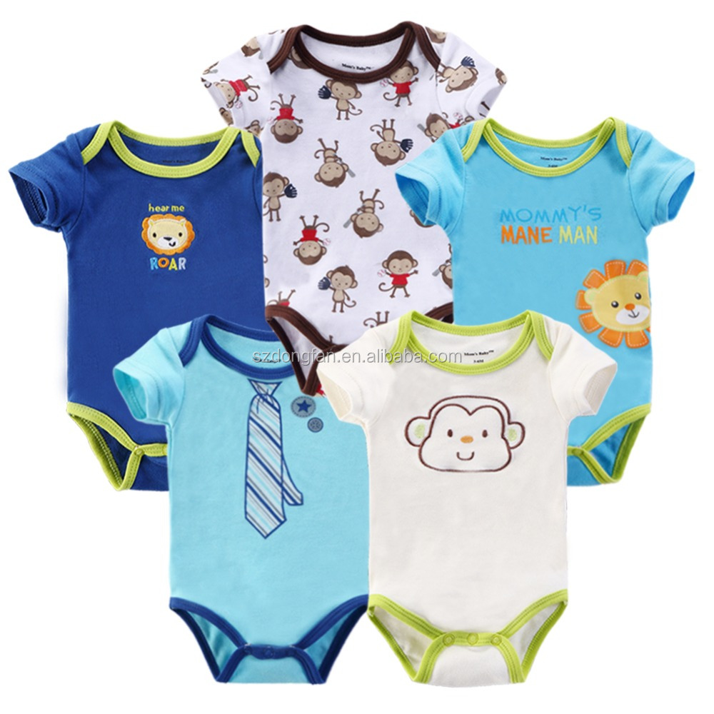 BABY BODYSUITS 100%Cotton Carters Body for Baby Boy Girls Clothes Ropa De animal Similar Carters Jumpsuit Clothing