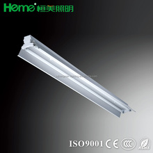 TUV standard T5 2X28w twin tube Fluorescent lamp fitting with reflector