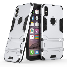 Promotion shockproof phone combo case,for iphone x hybrid,protective for iphone x cover