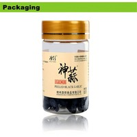 2016 best-seller blood sugar lowing organic food black garlic