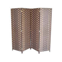 handmade woven home decor partition cheap make folding doors room dividers
