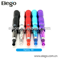 newest E cigar Kamry x6 v2 vaporizer with various colors