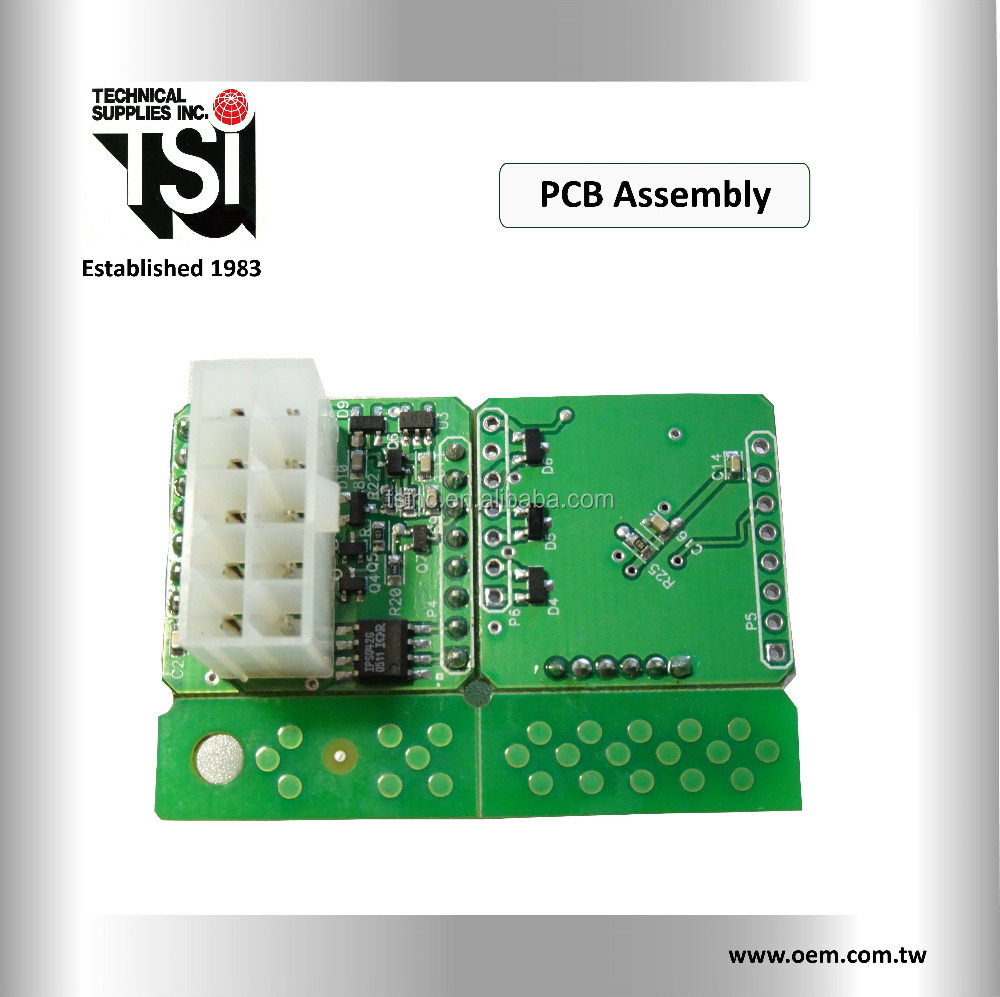 Professional electronic FR4 2 layer pcb circuit board pcb assembly