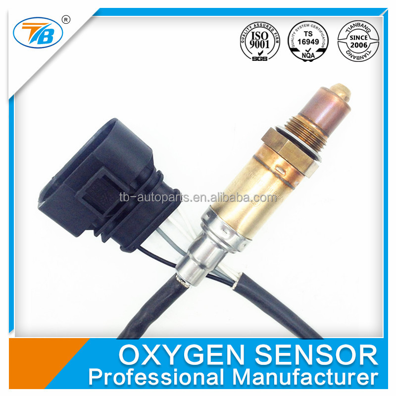 TB Oxygen Sensor for VW Golf Passat 0258003868 0258003575 0258003586 Auto car Exhaust <strong>Gas</strong> Oxygen Sensor Lambda <strong>O2</strong> Sensor