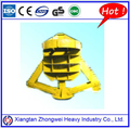 Rock belling bucket for excavator,rotary drilling rig