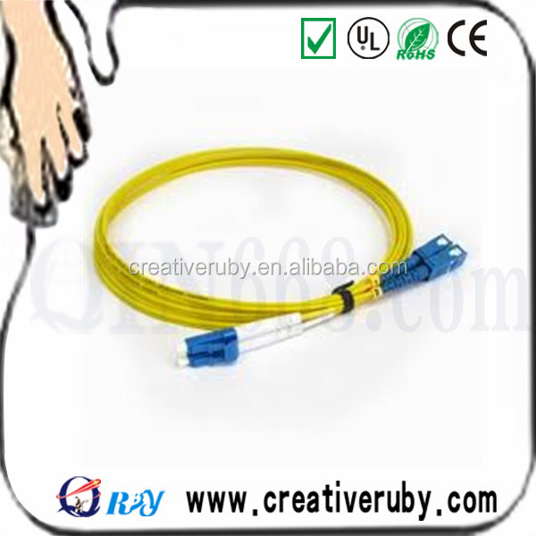1G LC ST FC SC multimode dx/sx optical fiber patch cord