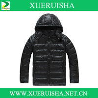 For Outdoor Sports Latest Style Feather Down Man Coat