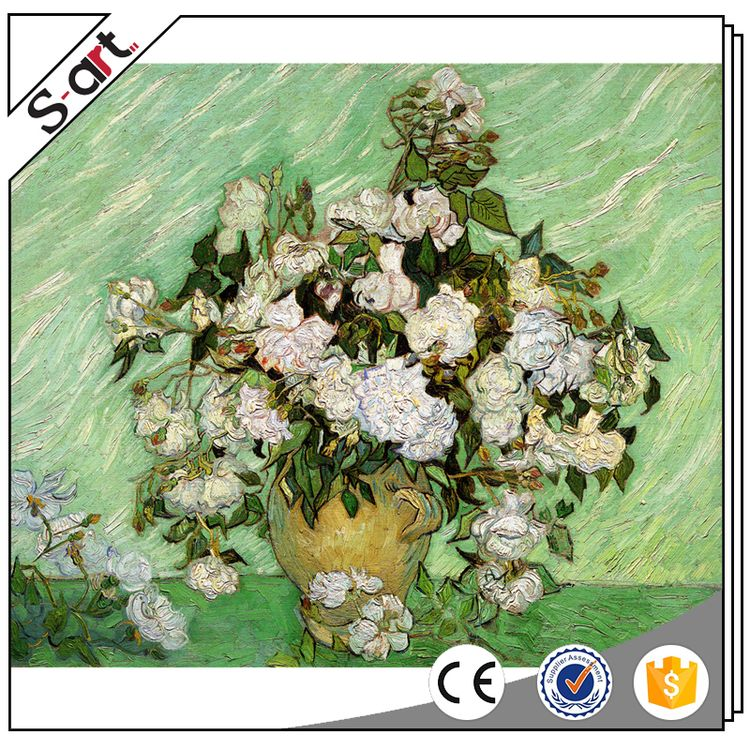 Many styles customized design van gogh artwork for living room