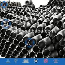 Black Steel Pipe Fittings Dimensions of SYI Group