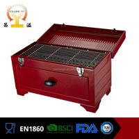 Wholesale TOOL BOX steel charcoal outdoor kitche kebab bbq smoker