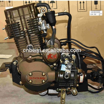 200cc 1 Cylinder 4 Stroke 300cc Water Cooled Gasoline Engine For Sale