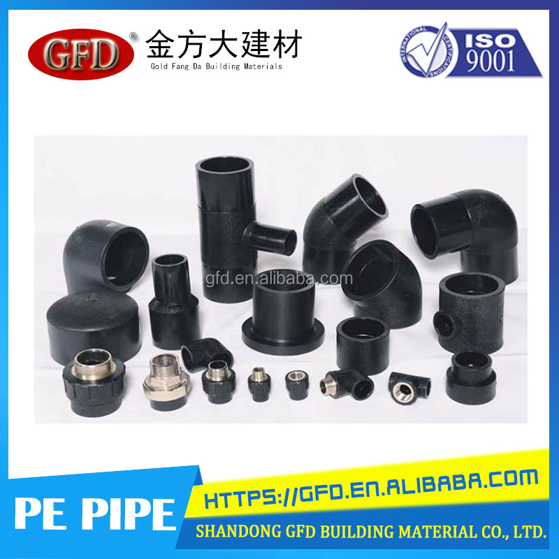 Types of Plumbing Materials Plastic PVC Pipe Fittings