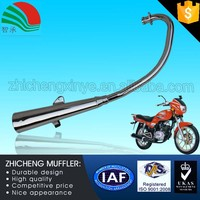 Motorcycle Flexible Exhaust Pipe Silencers for Generator