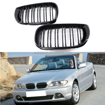 For BMW 3Series E46 Sedan 2001-06 Vehicle Body Car Grille Grill
