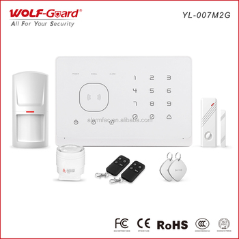 GSM Alarm System with App andriod