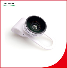 Custom optical 160 degree fisheye mobile phone lens accessories for cell phone smartphone