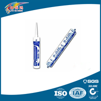 One Part Construction Transparent General purpose Silicone sealant / Acidic silicone sealant