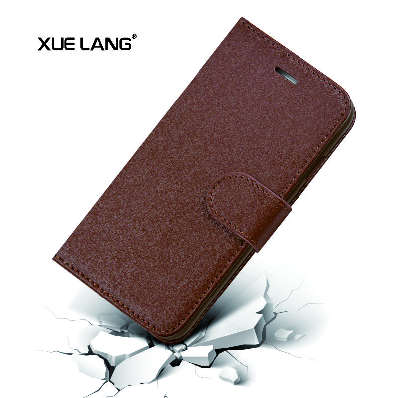 leather full protective phone case for iPhone 4,Wallet flip cover phone case for iPhone 4