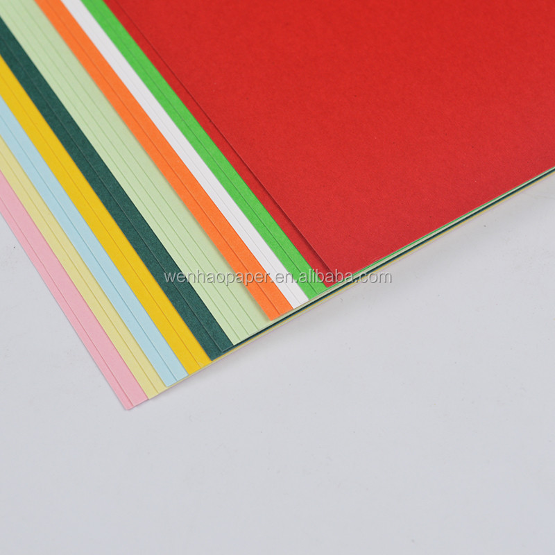 A4 70gsm color offset <strong>paper</strong> for copy printing and DIY use
