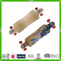 China made longboard skateboards sale supplier