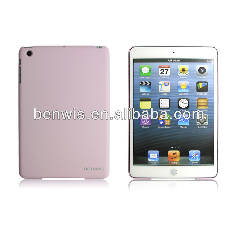 Rubber back cover for Apple iPad mini