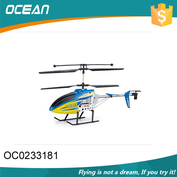 Plastic 2.4g 3ch large scale toy rc helicopters wholesale OC0233181