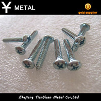 Pan Head Phillip Drive Type-AB Thread Self Tapping Screw