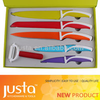 High quality stainless steel royalty line knife set