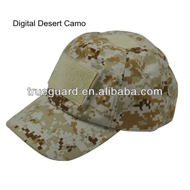 50/50 Nylon Cotton Rip-Stop Contractor's Cap