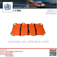 soft stretcher; medical evacuation stretcher kit