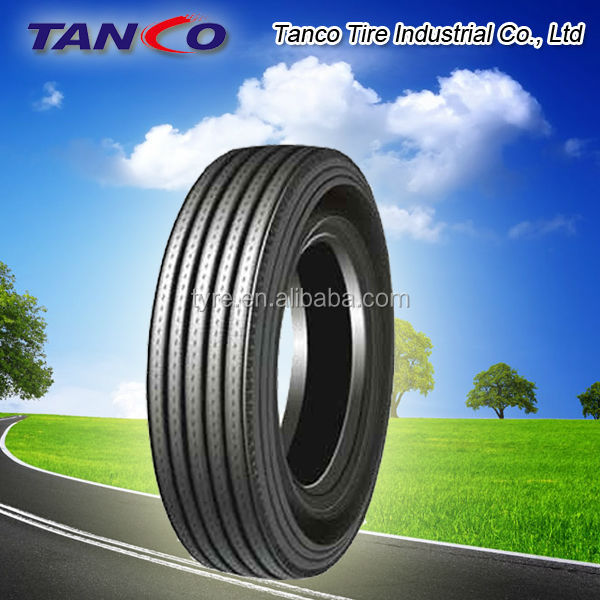 Chinese good performance Annaite truck tire 11R225