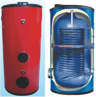 Water accumulator tank