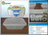 Disposable takeaway containers 750ml with lid for wholesales distributors in Felixstowe, UK
