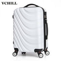 Sky Travel Aluminum Hard Case Luggage