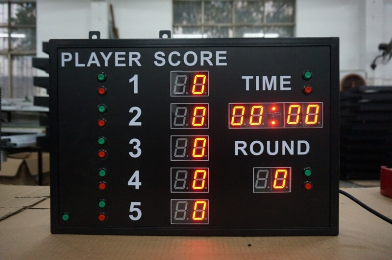 score led sign \ pool scoreboard led score board\billiards score board wireless remote control