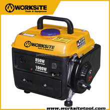 120/230V Circuit Breaker Protection gasoline 950w Portable Generator
