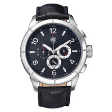 Factory directly sell big dial watches for men made in China