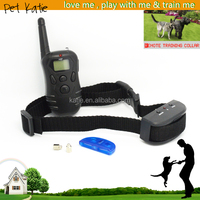 Factory Afford 300 Meters Distance Remote Electric Collar for Pet Dog Training